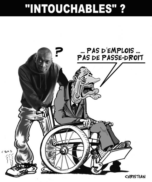 Jacques Chirac par chris69